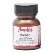 Angelus Leather Paint 30ml Bronze