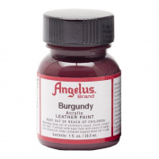 Angelus Leather Paint 30ml Burgundy