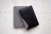 Denik Classic Black Fabric Ntbk 13cm X 21cm