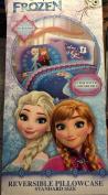 Disney Frozen Elsa Anna Reversible Pillowcase