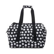 Yoovi Large Capacity Handbag Nappy Tote Bag with Insulated Bottle Pocket, Capacity--30L