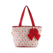 Yoovi Ladies' Handbag Nappy Tote Bags Zippered Tote Nappy Bag Tote Small