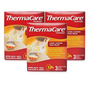 Thermacare Neck Shoulder & Wrist 3 Pack