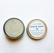 Bentonite Clay 100ml Shave Soap Bar for Men