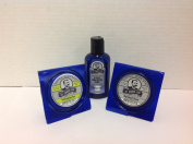 Col. Conk All Natural Shave Soap high Desert Breeze + South Western Sun + Pre Shave Oil