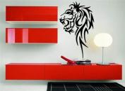 Lion King of Jungle Art Decor Wall Mural Vinyl Art Sticker M300