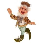 Mark Roberts Elves, Bird Lover Elf Medium 47cm