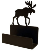 Village Wrought Iron BCH-19 Moose Business Card Holder