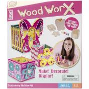 Wood WorX Kit, Stationery Holder