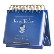 DaySpring Sarah Young's Jesus Today, DayBrightener Perpetual Flip Calendar, 366 Days of Inspiration