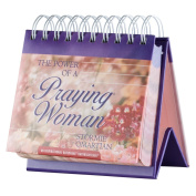 DaySpring Stormie Omartian's Power of a Praying Woman, DayBrightener Perpetual Flip Calendar