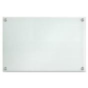 Lorell Glass Dry-Erase Board