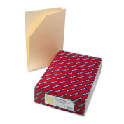 Smead End Tab File Pockets with Cut-Away Front Corner, 100ct