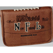 NFL Football Bible Cover - Medium