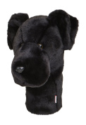 Daphne's Black Lab Headcovers