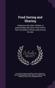 Food Saving and Sharing