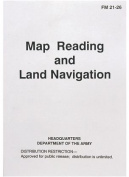 5IVE STAR GEAR Manual, Map Read & Land Navigation