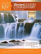 KJV Standard Lesson Commentary(r) Deluxe Edition 2017-2018 [Large Print]