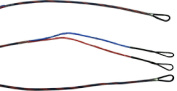 FIRST STRING PRODUCTS First Draw Genesis String/Cable Set Red/Blue