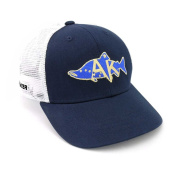 Rep Your Water Hat Alaska - Navy/White