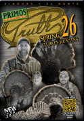 Primos The Truth 26 Spring Turkey Hunting Video - DVD