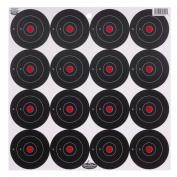 Birchwood Casey Dirty Bird Target, Bullseye, 7.6cm , 192 Targets 35309