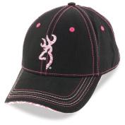 Diva Cap, Black/Pink