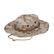 Tru-Spec Military Boonie, TRU DESERT DIGITAL W/ WIDE BRIM & LOOP, 7-1/4