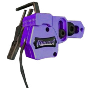 Ripcord Code Red Rest Purple Left Hand
