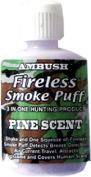MOCCASIN JOE Pine Scent Fireless Smoke Puff