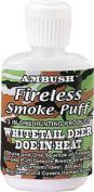 MOCCASIN JOE Whitetail Doe in Heat Fireless Smoke Puff