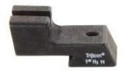 Trijicon 1911 Novak Cut Hd Night Sight Set - Rear Only Sight