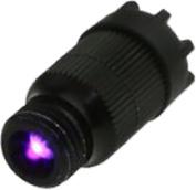 COPPER JOHN After Burner Rheostat LED Sight Light 3/8 - 32