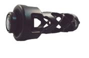 EXTREME ARCHERY Titan X2 20cm Black Stabiliser