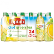 Lipton Diet Green Tea with Citrus