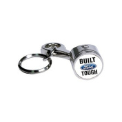 Motorhead Products MH-1001 Piston Keychain Built Ford Tough
