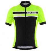 Giordana 2014 Men's Silverline Giro Short Sleeve Cycling Jersey - GI-S4-SSJY-SILV