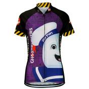Brainstorm Gear Women's Ghostbusters Stay Puft Cycling Jersey - GBMM-W