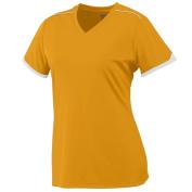 Augusta Sportswear WOMEN'S MOTION JERSEY M Gold/White