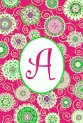 Beautiful Fashion Double Sided Monogram A Garden Flag