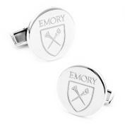 Emory Sterling Silver Cufflinks