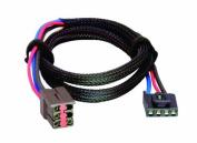 Tekonsha 3035 2-Plug Brake Control Wiring Adapter for Ford