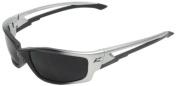 Edge Eyewear SK116 Edge Kazbek Safety Glasses-KAZBEK BLACK/SMOKE LENS