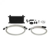 Mishimoto (MMOC-WRX-08BK) Black Oil Cooler Kit for Subaru WRX