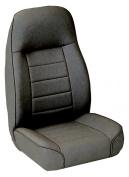 Smittybilt 44915 Standard Bucket Seat- Denim Black