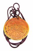 Key Of Solomon Intellectual Ability Pendant Talisman Amulet