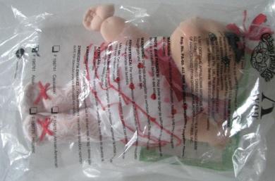 Avon Cabbage Patch Doll Yuka Zoe