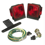 Wesbar Submersible Under 80 Trailer Light Kit - 2527511