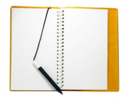 Storm Multi-Page Underwater Note Book & Pencil for Snorkelling and Scuba Diving
