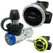 Palantic SCR-02-DIN-NA-OC Scuba Diving AS103 DIN Regulator and Octopus Combo